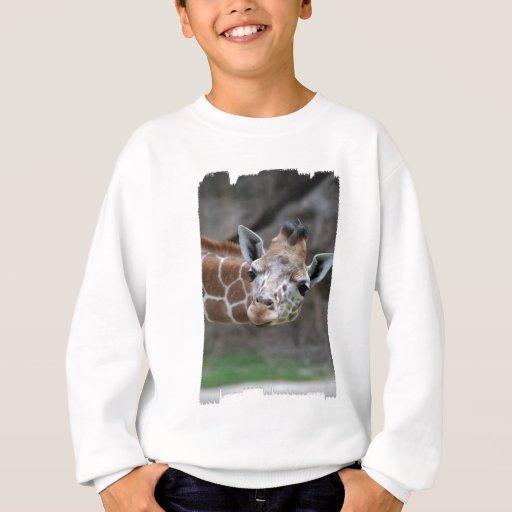 Camiseta de la juventud de la jirafa remera