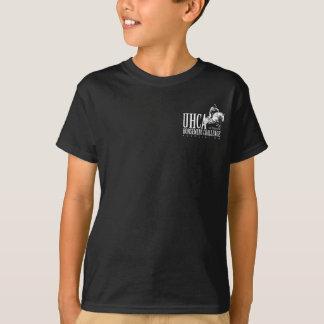 Camiseta de la juventud de UHCA (colores oscuros) Poleras