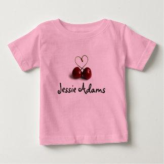 Camiseta de la juventud del logotipo de Jessie Polera