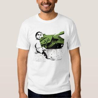 Camiseta de la libertad playera
