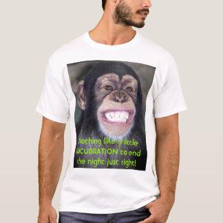 camiseta de la lucubración