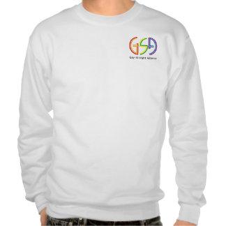 Camiseta de la luz de neón del bolsillo de GSA