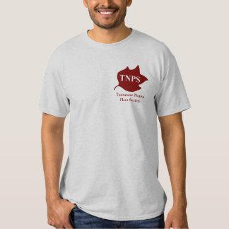 Camiseta de la luz del deslizador de señora rosada playeras