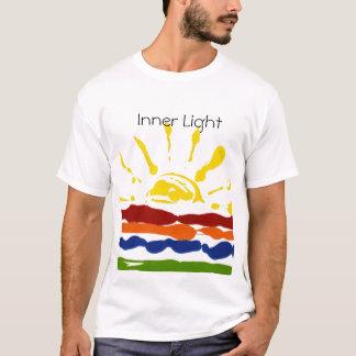 Camiseta de la luz interna
