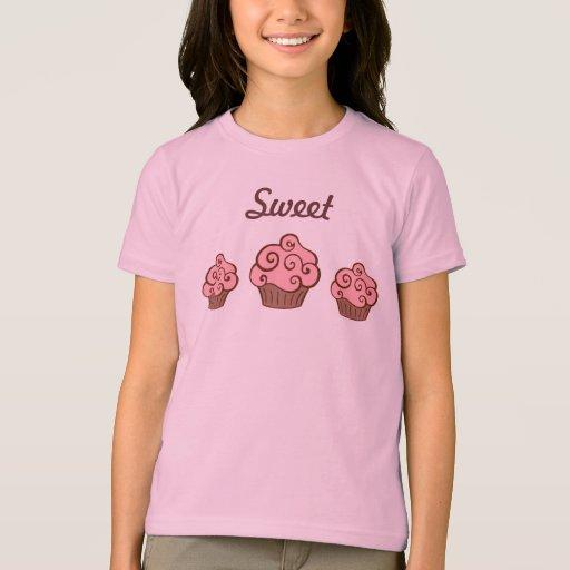 Camiseta de la magdalena del chica poleras
