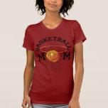 Camiseta de la mamá del baloncesto