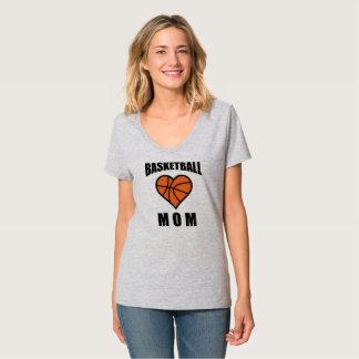 Camiseta de la MAMÁ del BALONCESTO Poleras