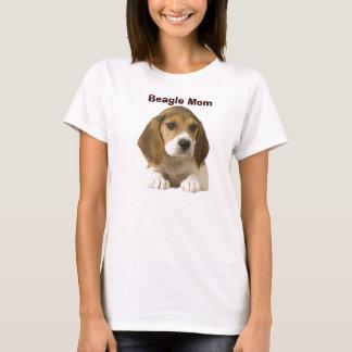Camiseta de la mamá del beagle