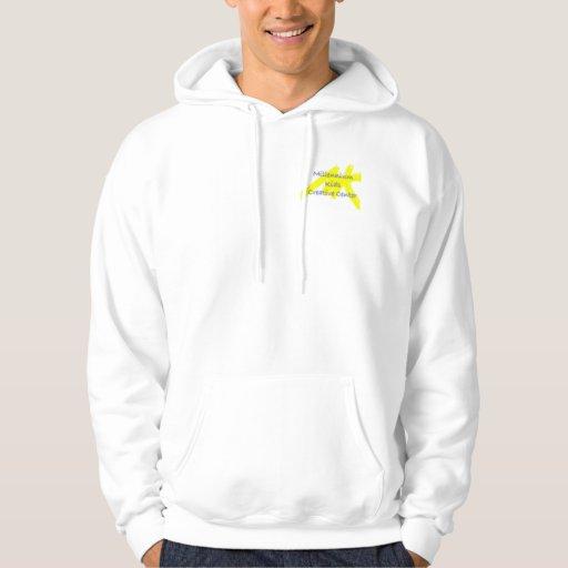 Camiseta de la mamá del milenio jersey con capucha