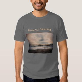 Camiseta de la mañana de Hatteras Camisas