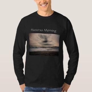 Camiseta de la mañana de Hatteras Poleras