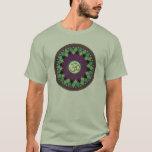 Camiseta de la mandala de OM/AUM