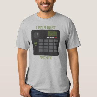 Camiseta de la máquina del golpe playeras