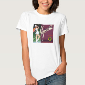 Camiseta de la marca del Majorette Playera