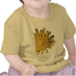 Camiseta de la margarita del peekaboo
