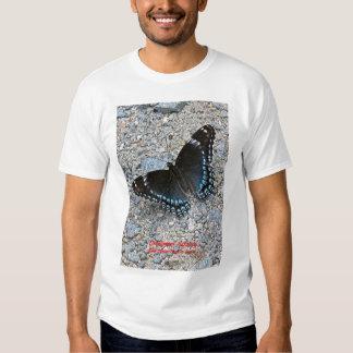 Camiseta de la mariposa de Cape Cod Swallowtail Remera
