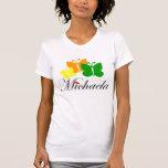Camiseta de la mariposa de Micaela