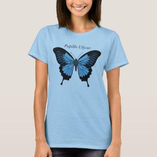 Camiseta de la mariposa de Papillo Ulises