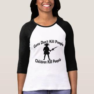 Camiseta de la matanza de los niños