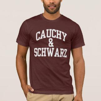 Camiseta de la matemáticas de Cauchy-Schwarz