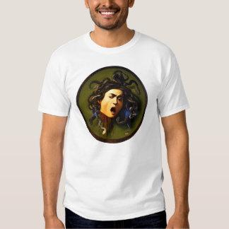 Camiseta de la medusa de Caravaggio Camisas