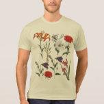 Camiseta de la mezcla del Polivinílico-Algodón de Playeras