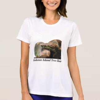 Camiseta de la Micro-Fibra de BoaLadies del árbol