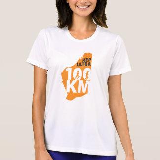 Camiseta de la Micro-Fibra de las señoras de Kep Playeras