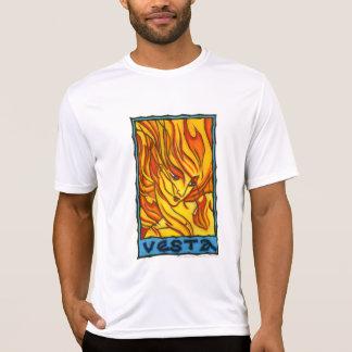 Camiseta de la microfibra de Vesta