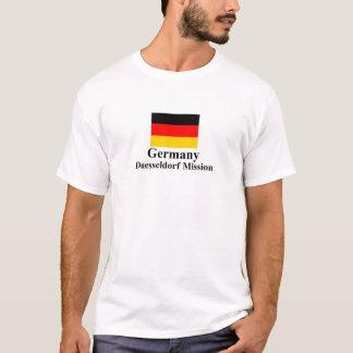 Camiseta de la misión de Alemania Duesseldorf