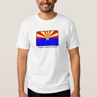 Camiseta de la misión de Arizona Phoenix LDS Remera