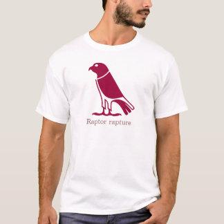 """Camiseta de la moda éxtasis del rapaz"""" del arte"""