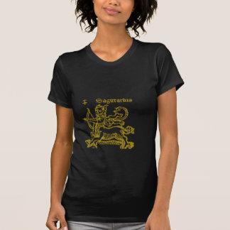 Camiseta de la muestra del zodiaco de Sagitario