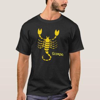 Camiseta de la muestra del zodiaco del horóscopo