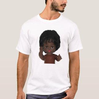 Camiseta de la muñeca