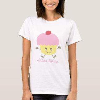Camiseta de la muñeca de la magdalena de la