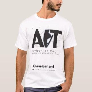 Camiseta de la muñeca de las mujeres de la AIT
