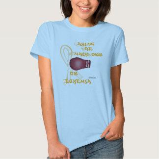 Camiseta de la muñeca de las señoras de la playeras