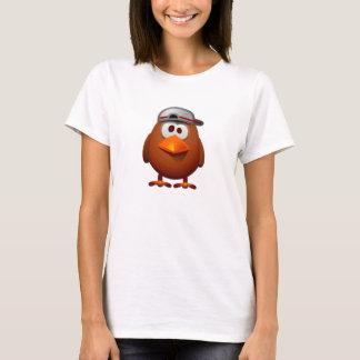 Camiseta de la muñeca de las señoras de Popper
