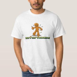 camiseta de la muñeca del vudú playera