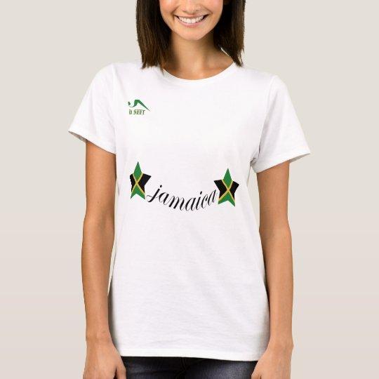 Camiseta de la muñeca del zumo de lima de Jamaica