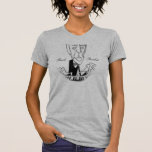 Camiseta de la música de Rachmaninov