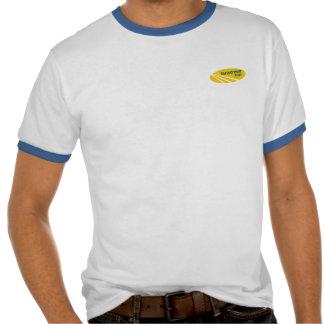 Camiseta de la niebla de la protección solar playera
