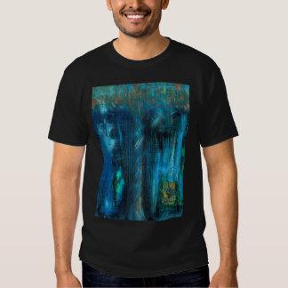 """Camiseta de la """"noche"""" (acrílico) remera"""