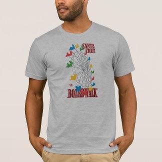 Camiseta de la noria del paseo marítimo de Santa