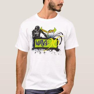 Camiseta de la onda 96