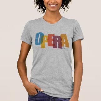 Camiseta de la ópera del NEC (femenina)