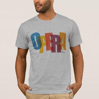 Camiseta de la ópera del NEC (varón)