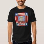 Camiseta de la oscuridad de Aaron Copland Playera