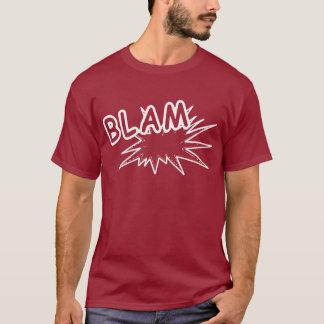 Camiseta de la oscuridad de Blam